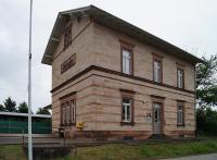 Bahnhof Wixhausen