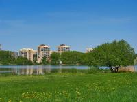 Парк имени 900-летия города Минска