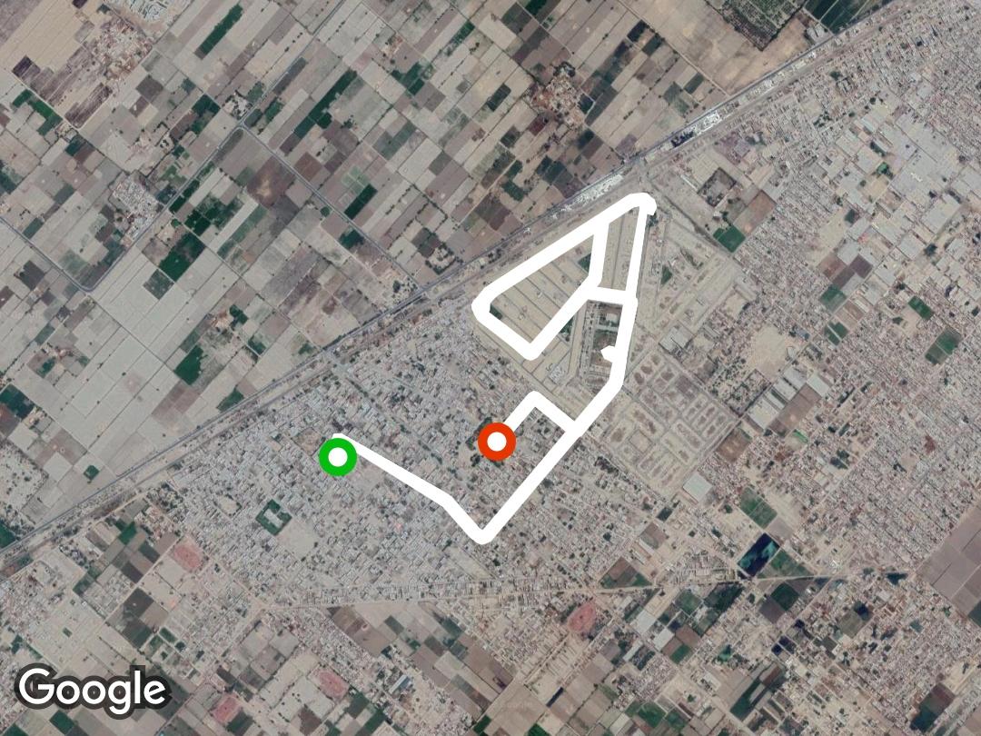 SAJID NAWAZ BABAR - Punjab, Pakistan | Pacer
