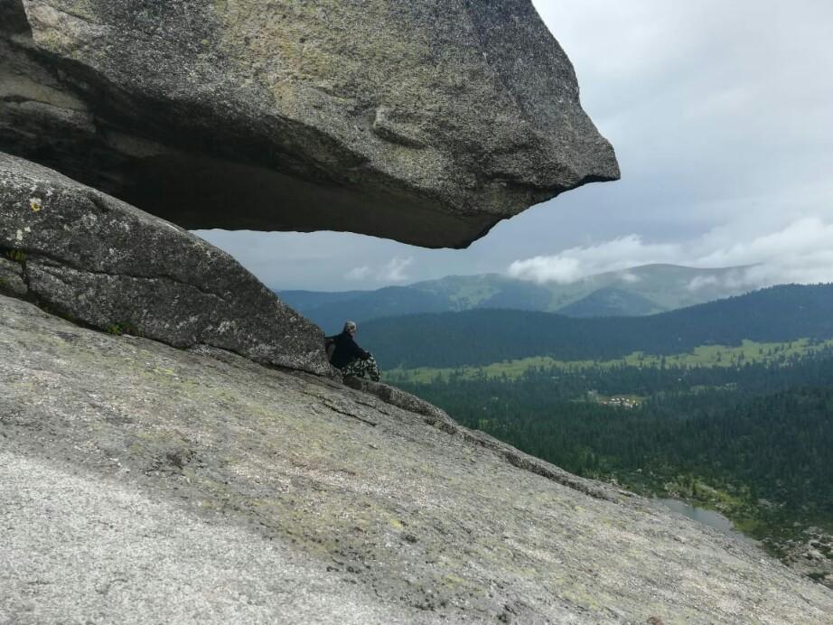 Саяны гора боруссия