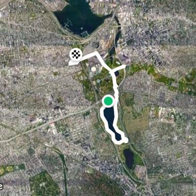 ニューヨーククイーンズパーク ウォーキング - ニューヨーク州, 米国 ...